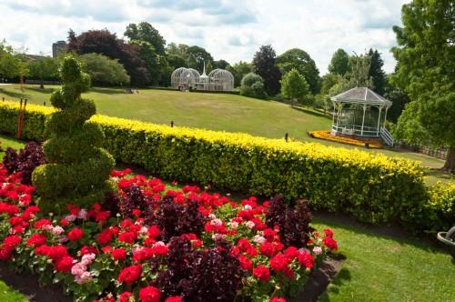 038 - Birmingham Botanical Gardens - Outside