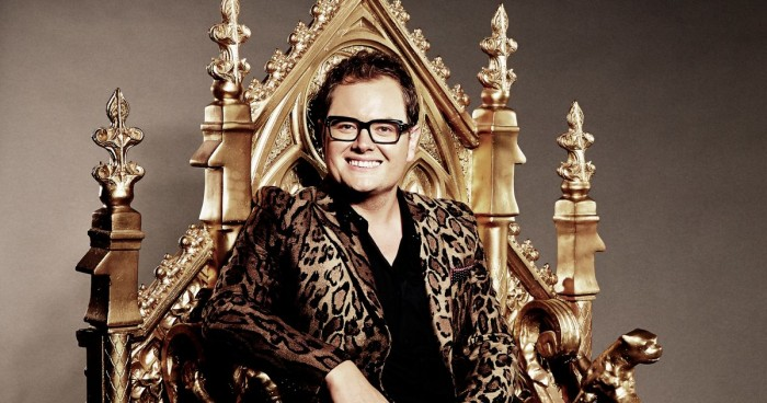 Alan Carr Alanatomy The Inside Story