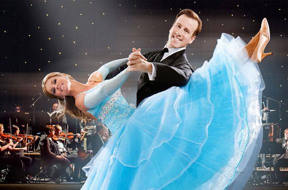 Anton & Erin Swing Time