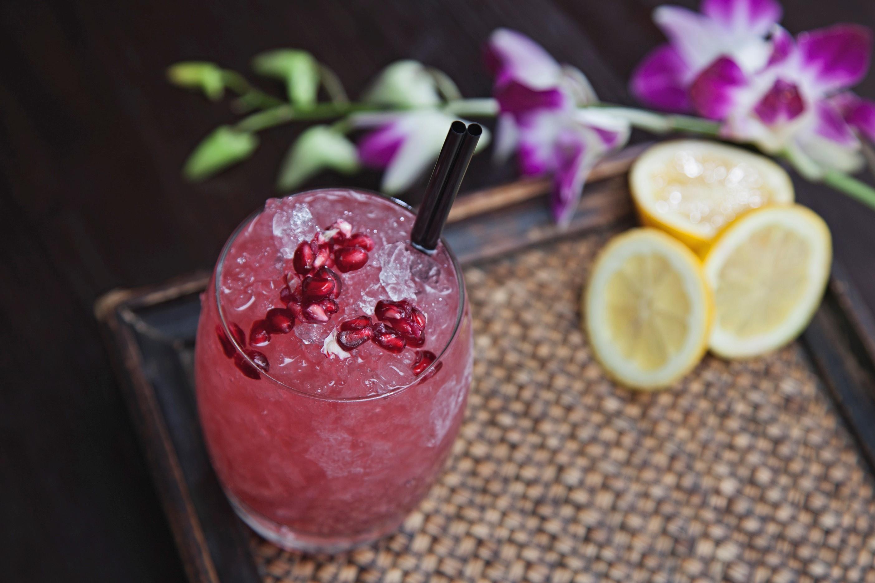 Chaophraya cocktail