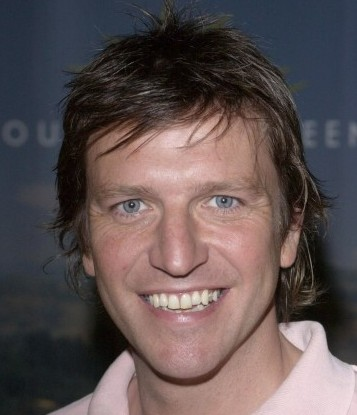 Lee Sharpe at London Golf Show 2006