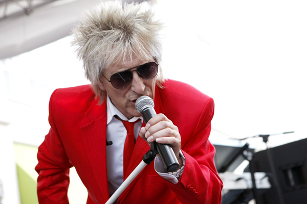 Rod Stewart Tribute with Garry Pease