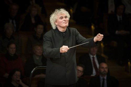 TO USE IN BROCHURE Sir Simon Rattle (c) Stephan Rabold