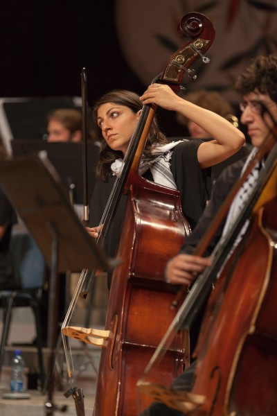 The Palestine Youth Orchestra