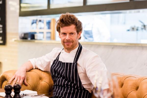 Tom Aikens at Tom's Kitchen Birmingham (2)