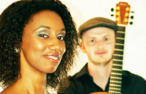 Velvet Soul Duo David and Kristel