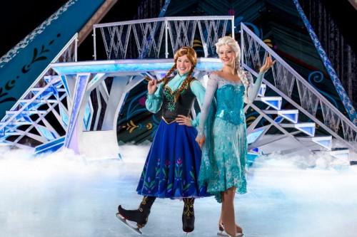 disney on ice presents frozen
