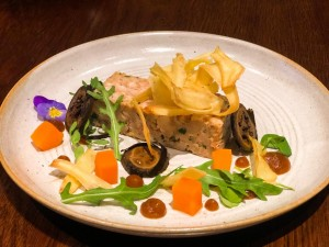 rabbit-terrine