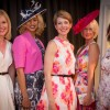 Fashion in bloom at Botanical Gardens