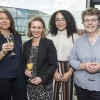 Mazars hosts tea at The Cube