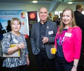 Air Ambulance hosts networking lunch