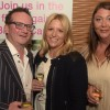 Champagne evening boosts cancer unit