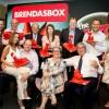 The Brendas boost kids' charity