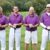 Golfers In Swing For Charity Birmingham Living