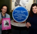 Unveiling honours hospice's founder