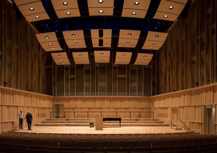 University Of Birmingham Music Practice Rooms