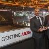 NEC announce Genting Arena
