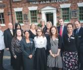 Law firm celebrates ranking success