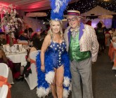 Party time for Nailcote's First lady