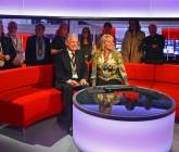Press Club visits BBC studios