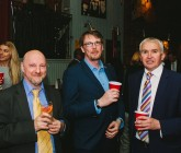 Smashing time at business event