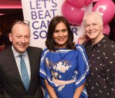 Inspirational event for Cancer Research