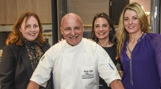Chef Aldo cooks up anniversary treat