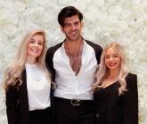 Heaven VIP launch at Harvey Nichols