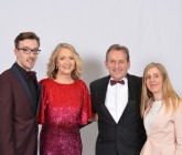 Love is in the air at schools' ball