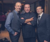 Party celebrates launch of bistro
