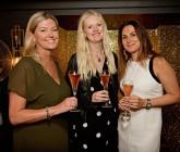 Champagne moment at Edgbaston Hotel