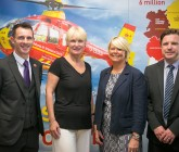 Midlands Air Ambulance event at Edgbaston