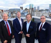 Property leaders set to go global
