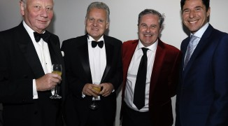 Media awards at the Holte Suite