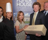 Fund-raiser boosts centre for heroes