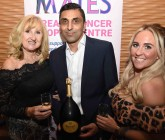 Champagne evening gives QE cash boost