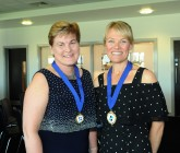 Record attendance at annual dinner