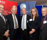 Cable delivers inaugural lecture