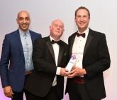 Business stars shine at awards evening