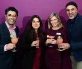 Business leaders enjoy networker
