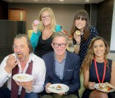 Bake off boost for charity