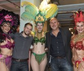 Latin beat comes to Temple Street