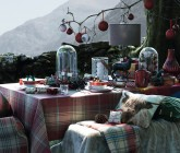 Top of the festive tables