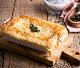 Perfect chicken pie