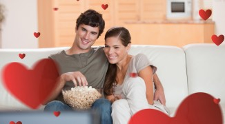 Love is…getting all romantic